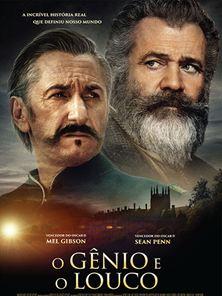 O Gênio e o Louco Trailer Legendado