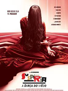 Suspíria - A Dança do Medo Trailer Legendado