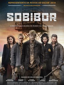 Sobibor Trailer Legendado