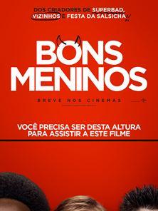 Bons Meninos Trailer (1) Legendado