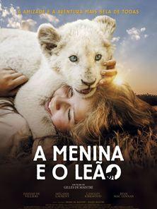 A Menina e o Leão Trailer Legendado