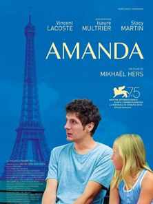 Amanda Trailer Legendado