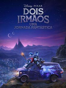 Dois Irmãos - Uma Jornada Fantástica Trailer (1) Dublado