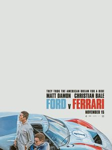 Ford vs Ferrari Trailer (1) Legendado