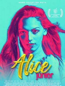 Alice Júnior Trailer Oficial