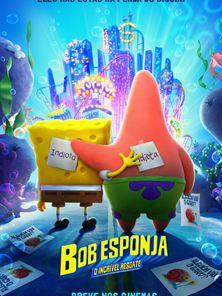 Bob Esponja - O Incrível Resgate Trailer Dublado