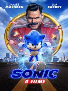 Sonic - O Filme Trailer (3) Dublado