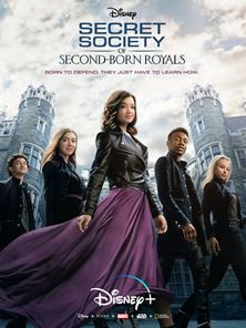 The Secret Society of Second-Born Royals Trailer Original