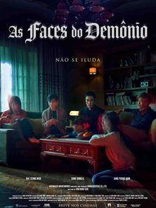 As Faces do Demônio Trailer Dublado