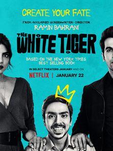 O Tigre Branco Trailer Original