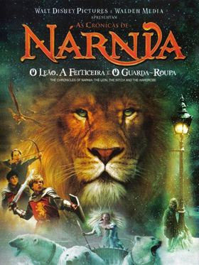 As Crônicas de Nárnia - O Leão, a Feiticeira e o Guarda-Roupa