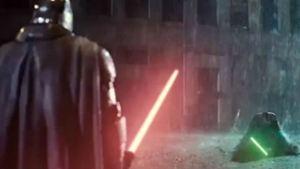 Zack Snyder cria trailer de Batman Vs Superman com elementos de Star Wars em vídeo