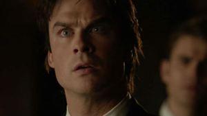 The Vampire Diaries: Veja o reencontro de Damon e Elena!