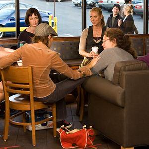 O Clube de Leitura de Jane Austen : Foto Amy Brenneman, Emily Blunt, Hugh Dancy, Kathy Baker, Maggie Grace