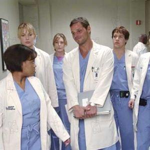 Grey's Anatomy : Foto Chandra Wilson, Katherine Heigl, Sandra Oh