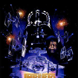 O Império Contra-ataca : Poster