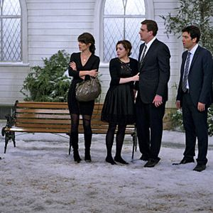 How I Met Your Mother : Foto Alyson Hannigan, Cobie Smulders, Danny Strong, Jason Segel, Josh Radnor