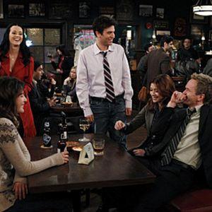 How I Met Your Mother : Foto Jennifer Morrison, Josh Radnor, Katy Perry, Neil Patrick Harris