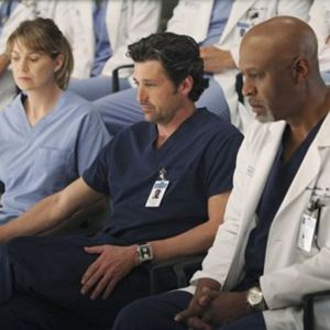 Grey's Anatomy : Foto Ellen Pompeo, James Pickens Jr., Patrick Dempsey