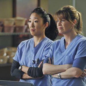 Grey's Anatomy : Foto Ellen Pompeo, Sandra Oh