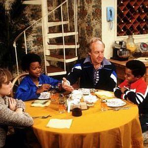 Arnold : Foto Conrad Bain, Dana Plato, Gary Coleman, Todd Bridges