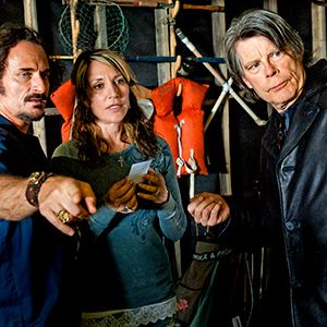 Sons of Anarchy : Foto Katey Sagal, Kim Coates, Stephen King