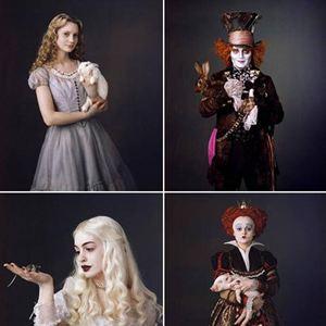 Alice no País das Maravilhas : Foto