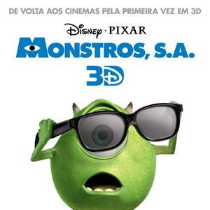 Monstros S.A. : Poster