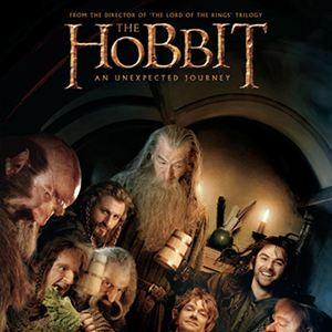 O Hobbit: Uma Jornada Inesperada : Poster