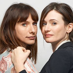 Foto Dolly Wells, Emily Mortimer