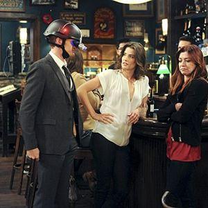 Foto Alyson Hannigan, Cobie Smulders, Neil Patrick Harris