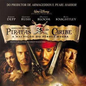 Piratas do Caribe - A Maldição do Pérola Negra : Poster