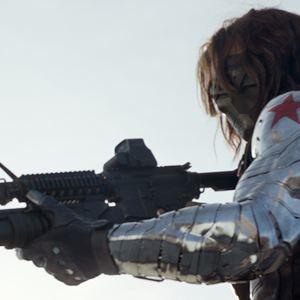 Capitão América 2 - O Soldado Invernal : Foto Sebastian Stan