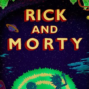 Rick and Morty : Poster