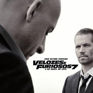 Velozes & Furiosos 7 : Poster