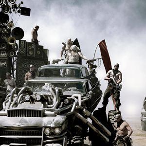 Mad Max: Estrada da Fúria : Foto Hugh Keays-Byrne, Nathan Jones