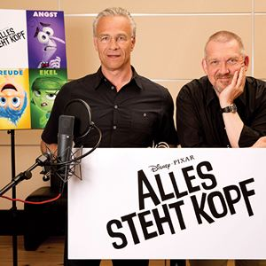 Divertida Mente : Vignette (magazine) Dietmar Bär, Klaus J. Behrendt