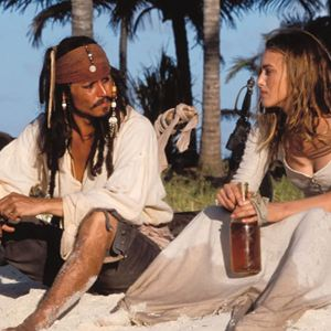 Piratas do Caribe - A Maldição do Pérola Negra : Foto