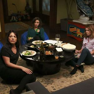 Foto Caterina Scorsone, Ellen Pompeo, Sara Ramirez