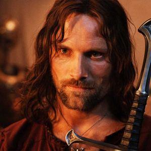 O Senhor dos Anéis - O Retorno do Rei : Foto Viggo Mortensen