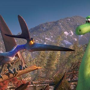 O Bom Dinossauro : Foto