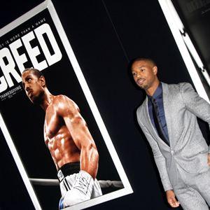 Creed: Nascido Para Lutar : Vignette (magazine) Michael B. Jordan