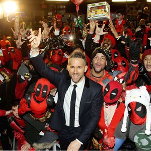 Deadpool : Vignette (magazine) Ryan Reynolds
