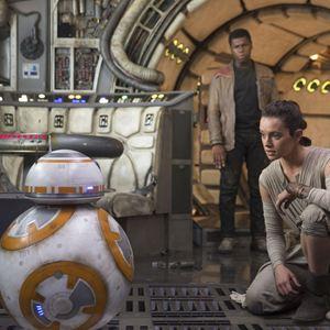 Star Wars - O Despertar da Força : Foto Daisy Ridley, John Boyega