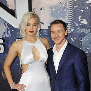 X-Men: Apocalipse : Vignette (magazine) James McAvoy, Jennifer Lawrence