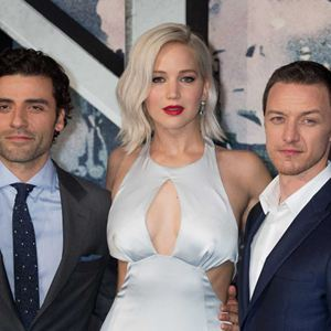 X-Men: Apocalipse : Vignette (magazine) James McAvoy, Jennifer Lawrence, Oscar Isaac