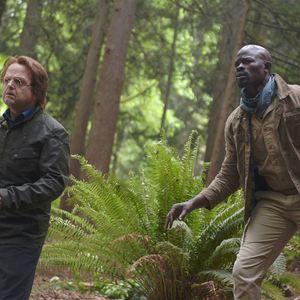 Foto Djimon Hounsou, Toby Jones