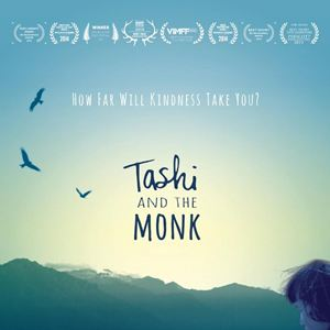 Tashi and the monk trailer