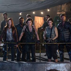 Resident Evil 6: O Capítulo Final : Foto Ali Larter, Eoin Macken, Fraser James, Milla Jovovich, Rola Aoyama