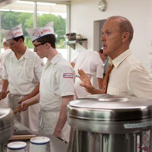 Fome de Poder : Foto Michael Keaton